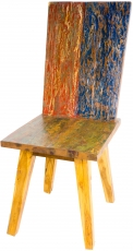 Recycled teak chair - Model 5