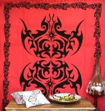 Wall hanging, wall cloth, mandala, bedspread Celtic - Design 13